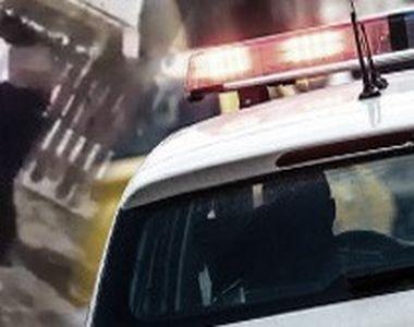 VIDEO| Scene șocante în Giurgiu: Șeful de post i-a snopit în bătaie
