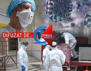 VIDEO| Mărturii emoționante din zona roșie de la Spitalul de Boli Infecțioase din...