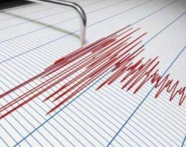 Cutremur în România. A avut magnitudinea de 5 și s-a produs în zona seismica Vrancea