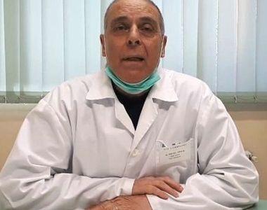 DECLARAȚII EXCLUSIVE Medicul Virgil Musta, cel care a făcut minuni împotriva...