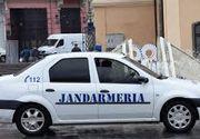 Doi tineri au jefuit o benzinărie din București - VIDEO