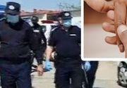 VIDEO| Mascații au descins la o logodnă, în Craiova