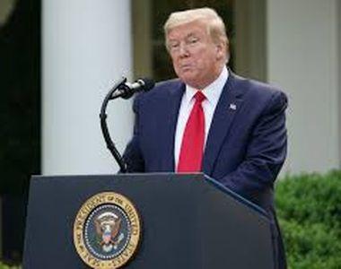Trump se gândeşte să ceară reparaţii Chinei în contul pagubelor cauzate de covid-19 şi...