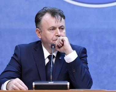Tătaru: Legea vaccinării trebuie să existe. Îndemn persoanele cu risc să se vaccineze