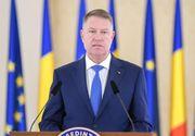 """Iohannis, atac dur la adresa PSD: """"Se luptă în birourile din Parlament să dea Ardealul ungurilor"""""""