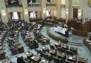 Senatul a respins proiectul privind autonomia Ţinutului Secuiesc