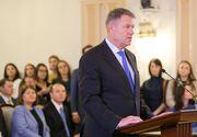 Klaus Iohannis, reclamat la CNCD pentru declaraţiile pe tema Ţinutului Secuiesc