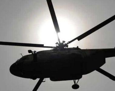 Un cadavru şi fragmente ale unui elicopter NATO, găsite la Marea ionică
