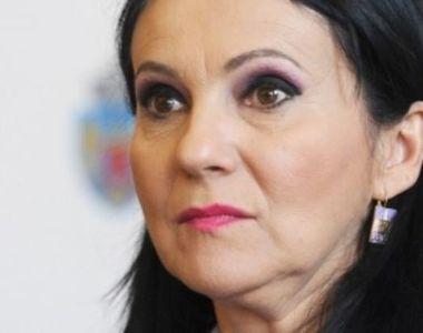 Fostul ministru al Sănătăţii Sorina Pintea, trimisă în judecată pentru infracţiunea de...