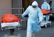 SUA înregistrează peste 2.000 de morţi din cauza covid-19, a treia zi consecutiv. Bilanţul deceselor creşte la 62.906