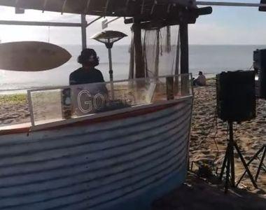 VIDEO| Petreceri online: Soarele răsare pe muzică la mare, de 1 Mai