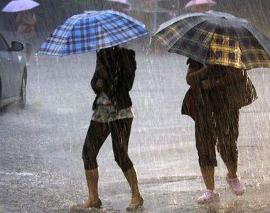 Vreme capricioasă în luna mai: frig și ploi torențiale
