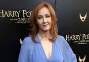 J.K. Rowling donează un milion de lire sterline pentru două organizaţii caritabile