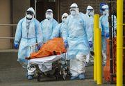 Coronavirus: 1.453 de decese în ultimele 24 de ore în SUA