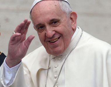 Papa Francisc a făcut un apel de cooperare internaţională şi consideră că orice vaccin...