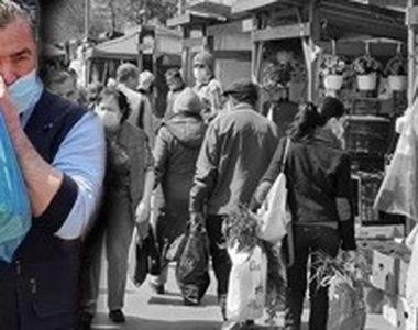 VIDEO| Aglomerație în piețe, ca înainte de pandemie