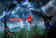 VIDEO| Vreme extremă în România: Viituri aduse de un ciclon
