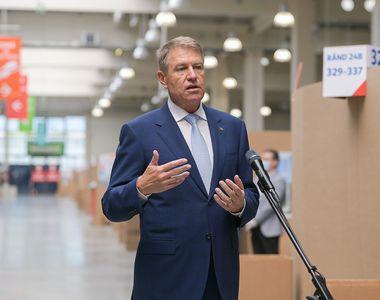 """Iohannis, după întâlnirea cu reprezentanţii mediului de afaceri: """"România va ieşi cu..."""