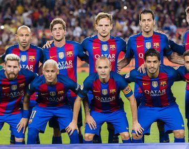 Jucătorii echipei FC Barcelona vor fi testaţi, miercuri, pentru coronavirus