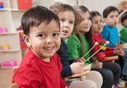Reînscrierea copiilor la grădiniţă începe în 25 mai. Înscrierile vor avea loc între 8 iunie - 3 iulie şi 20 iulie - 10 august