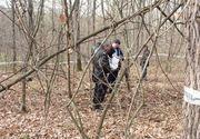 Doi bărbați au fost găsiți morți într-o pădure de lângă Sibiu