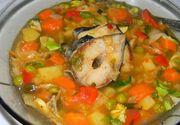 Ciorbă de pește. Rețeta moldovenească de borș pescăresc care te va cuceri