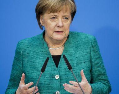 Merkel anunţă o accelerare a ieşirii din izolare şi-i îndeamnă pe germani la prudenţă