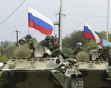 Este BREAKING NEWS! Armata rusă îşi începe retragerea