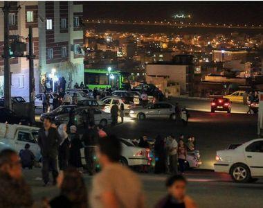 Un mort şi panică la Teheran în urma unui cutremur de magnitudinea 4,8