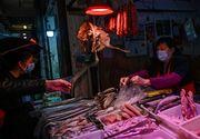 """Organizaţia Mondială a Sănătăţii: """"Piaţa de animale vii din Wuhan..."""""""