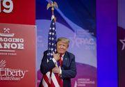 """Trump: În faţa pandemiei, America """"va triumfa"""" ca în 1945"""
