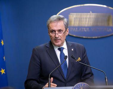 Marcel Vela a anunțat primele măsuri care se vor aplica după 15 mai