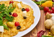 Omleta cu brânză. Secretele celui mai delicios preparat pentru micul dejun