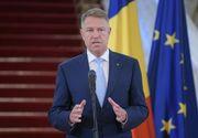 Iohannis, mesaj de Ziua Europei: Modul în care vom depăşi actuala criză va marca profund conştiinţa noastră europeană