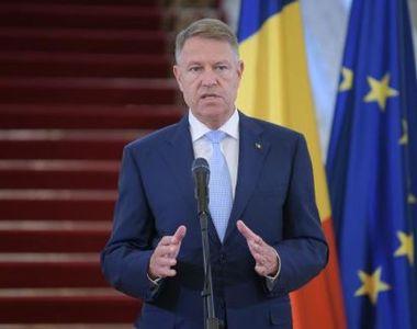 Iohannis, mesaj de Ziua Europei: Modul în care vom depăşi actuala criză va marca...