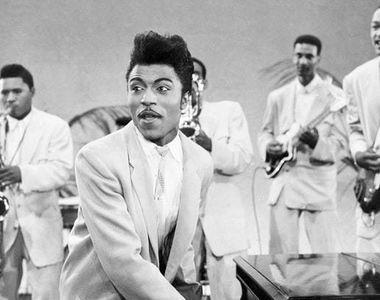 Little Richard, părinte fondator al rock'n'roll-ului, a murit la vârsta de 87...