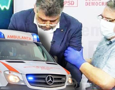 VIDEO| Scene șocante la PSD: Marcel Ciolacu, la un pas de leșin