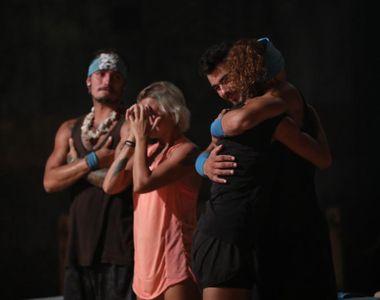 Survivor Romania/Emanuela, eliminata aseara din competitie