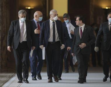 Orban a anunţat că în şedinţa de Guvern va fi discutat proiectul de lege cu măsurile...