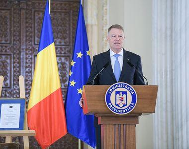 Klaus Iohannis a sesizat CCR privind neconstituţionalitatea legii care reglementează...