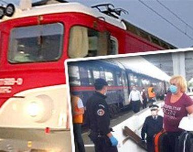VIDEO   Trenul care îl scapă de sărăcie