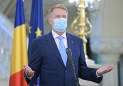 """Va prelungi Klaus Iohannis starea de urgență? """"O să mă înjure tot poporul român"""""""