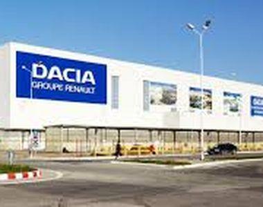 Momente de coșmar la fabrica Dacia din Pitești: un angajat s-a prăbușit și a decedat...