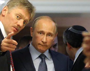Purtătorul de cuvânt al lui Vladimir Putin, testat pozitiv pentru coronavirus