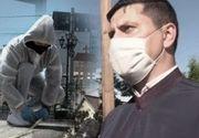 VIDEO  Pregătiri pentru slujbele în aer liber