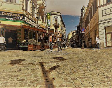 Cea mai mare parte a Centrului Vechi, din Bucureşti, devine pietonală în weekend...