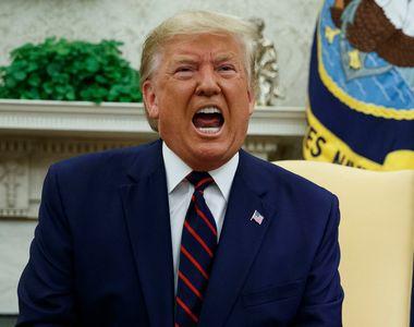 Trump se declară dezamăgit de China