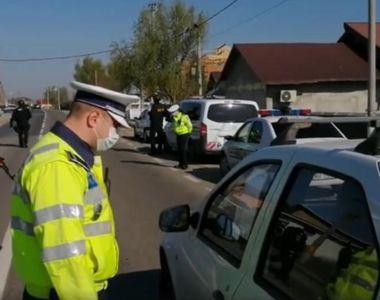 Stare de alertă: Deplasarea în afara localităţilor este permisă pentru anumite motive,...