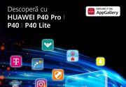 Ai un telefon HUAWEI? AppGallery îți aduce aproape toate aplicațiile românești și internaționale din trending