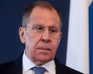 Lavrov respinge acuzaţiile lui Merkel cu privire la atacuri informatice ruse vizând...
